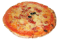 MARQUISE: Tomate, Oignons, merguez, fromage, olives. - Prix 10.00€
