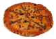 NAPOLITAINE: Tomate, Fromage, anchois, olives. - Prix 9.50€