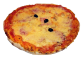 REINE: Tomate, Jambon, champignons, fromage, olives. - Prix 10.50€