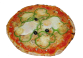 NOSTRA: Tomate, Champignons, jambon, poivron, 2 oeufs, fromage, olives. - Prix 11.00€